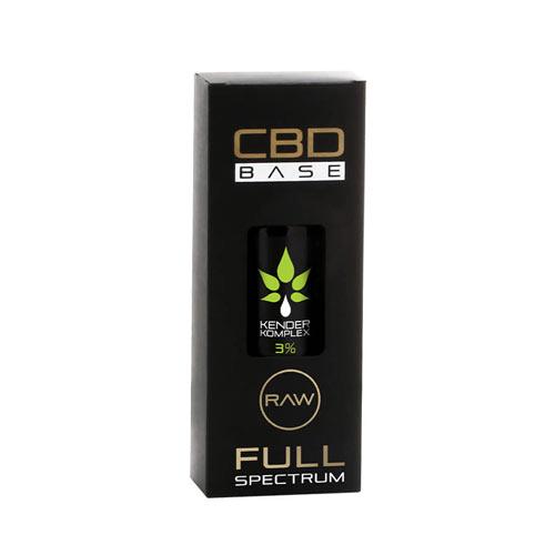 CbdBase Kender Komplex CBDA / CBD olaj – 3% 30 ml 900 mg doboz
