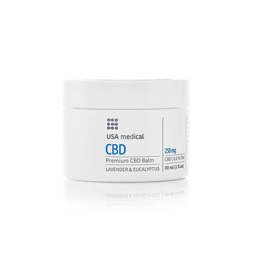 Usa Medical kannabisz CBD balzsam 250 mg 30 ml
